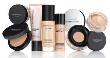 Bare Minerals Products